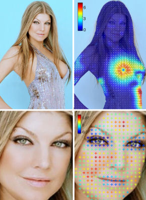 Reality check for celebrity images proposed scienceagogo for Pc retouche photo 2016